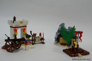Brickmaster Pirate Set due for release August 31st
