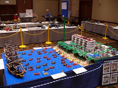 Brickworld 2009 in the Classic-Pirates.com forum