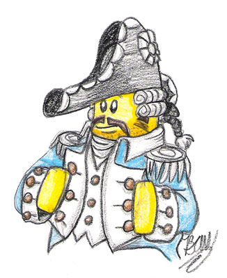 Governor Broadside, by Hound Knight, is only one of numerous works that await you!