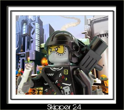 Skipper 24, Classic-Pirates Editor