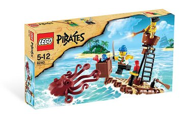 Click to visit The Brickster's review in the Pirate Forum
