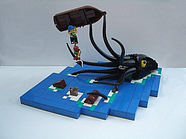 Click to see more of Rod Gillies' MOC