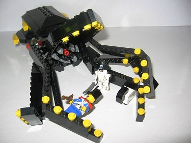 Click to see more of Josh's MOC in the Pirate Forum