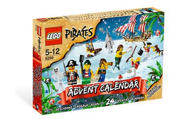 Review: 6299 Pirates Advent Calendar by mikey on Classic-Pirates.com