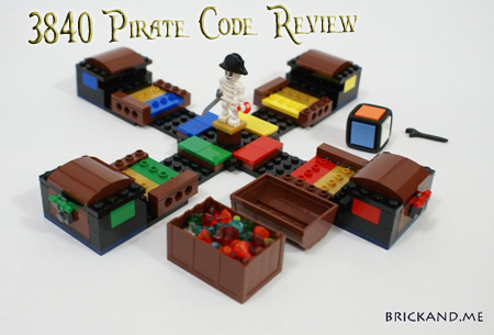 3840 Pirate Code Review by parchioso on Classic-Pirates.com