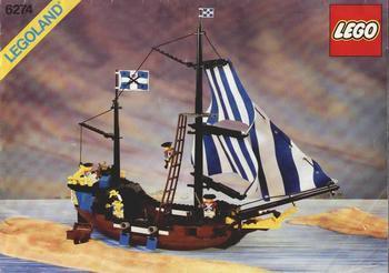 Go buy this 6274 Classic Pirates LEGO set on eBay!