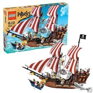 Go buy this 6243 Brickbeard's Bounty on eBay before it's too late!
