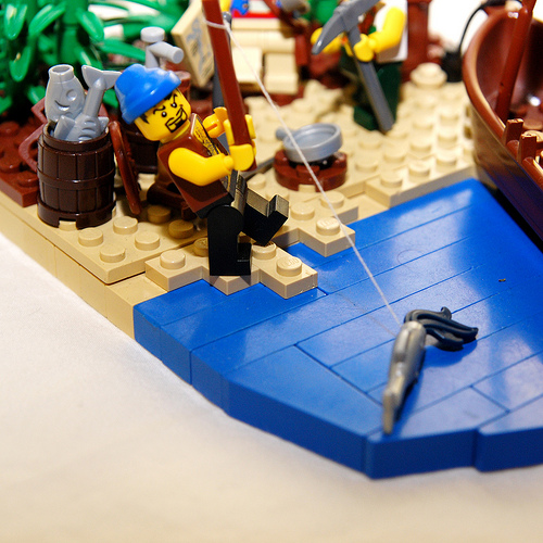Click to see Fishing! by Legorski in the Pirate forum!