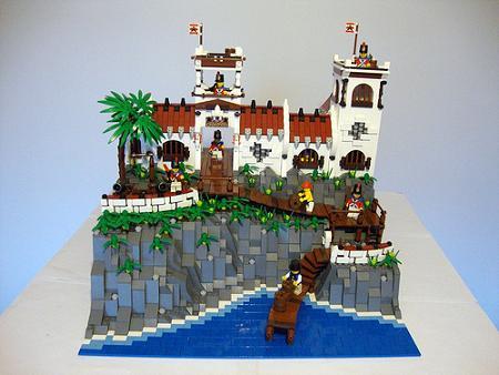 Fort Magnis by Derfel Cardarn