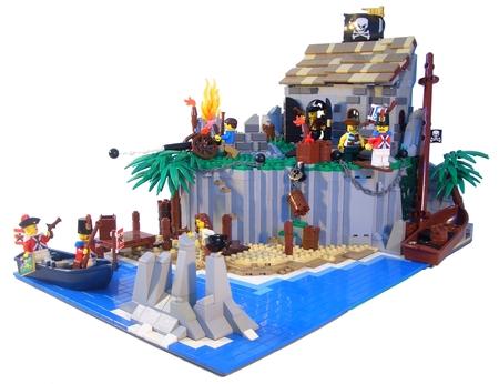 Treasure Island by NewRight