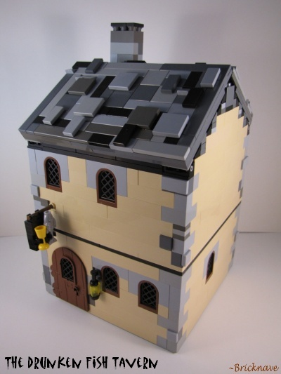 A land-based MOC - a tavern and a secret meeting place for pirates