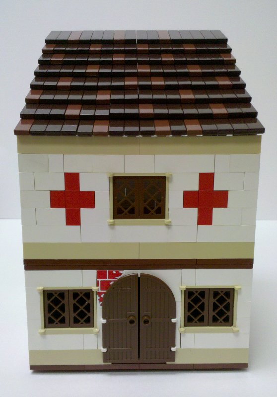 The Hospital in town!