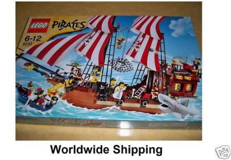 Buy this 6243 Brickbeard Bounty pirate ship on eBay