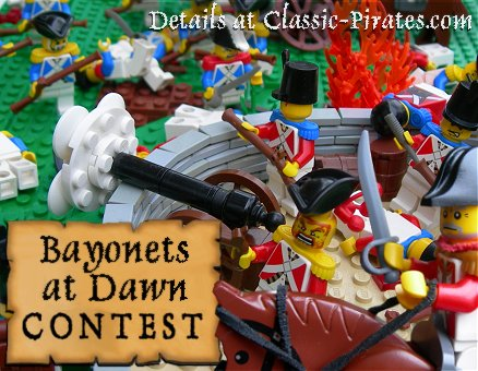 Cast your vote for your favourite contest entry now in the Pirate MOC forum!