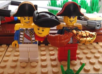 Admiral Croissants mousetrap