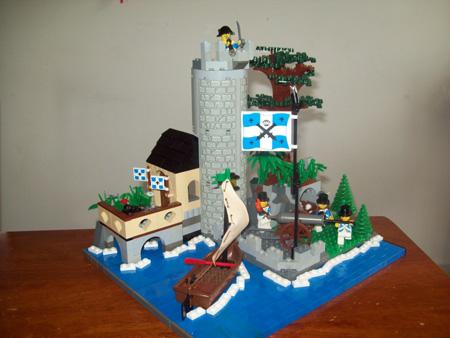 Bluecoats Tower Coastal Defense
