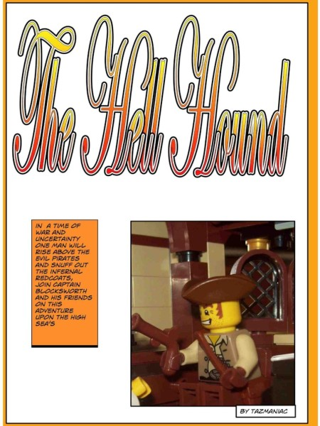 The Hell Hound - a LEGO Pirates comic by TazManiac