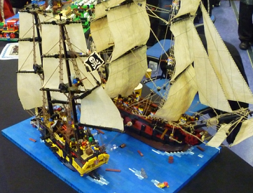 green hair pirates cannons ships frigates brigs soldiers sailors spongebob war battle