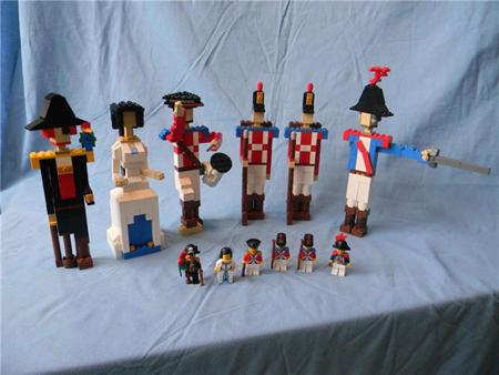 5:1 Pirates-Figures
