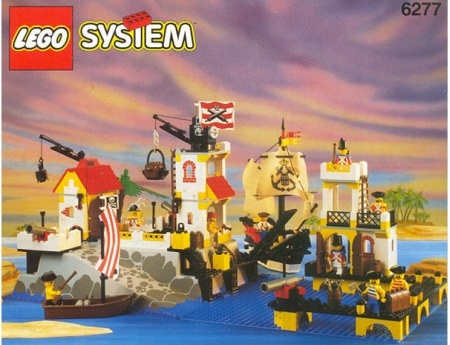 A comprehensive review of 1992-1993 Pirate LEGO sets done by SirSven7