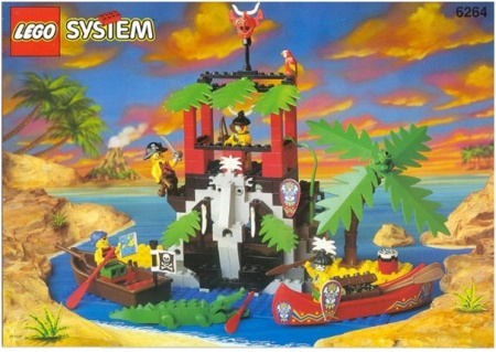 A comprehensive review of 1994-1995 Pirate LEGO sets done by SirSven7