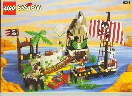 A comprehensive review of 1996 – 1997 Pirate sets written by SirSven7