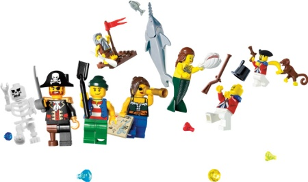 A thorough review of 2009-2010 LEGO Pirates sets written by SirSven7