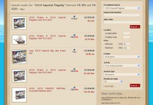 eBay Search Tool Thumbnail