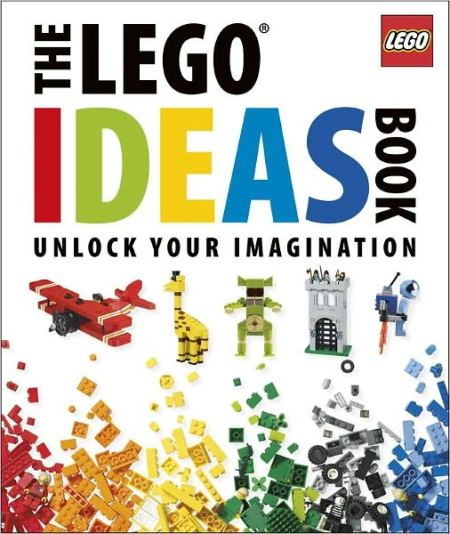 LEGO Ideas Book cover