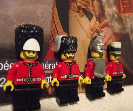 LEGO Pirate Grand Armee Customization by DucadiYork