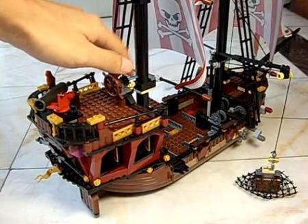 Pirates Plus Technic