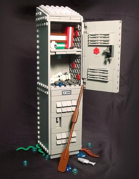 Davy Jones' locker, a LEGO MOC by /TheBricks\