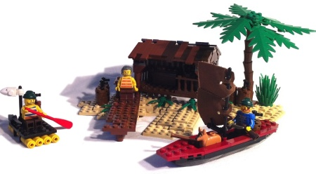 Rum Runners, a Pirate LEGO creation by Roboslob92