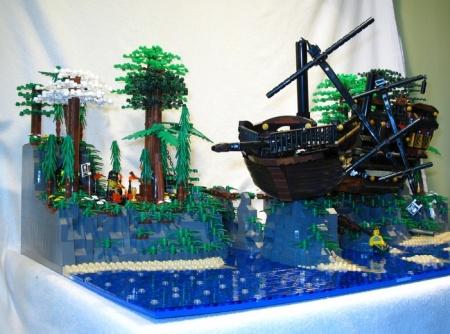 Pirates Remorse, a LEGO MOC by Thoy Bradley