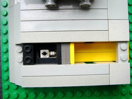 LEGO Pirate Recoiling Cannon MOC Sebeus Iniwum