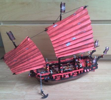 Eastern Pirate Junk
