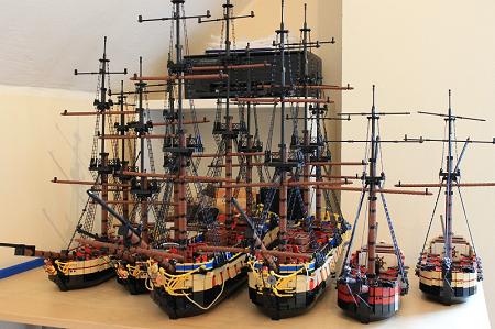 More ships for the fleet!