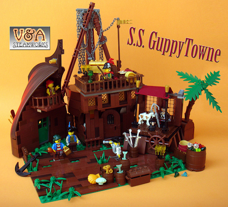 Discuss SS GuppyTowne in the forum