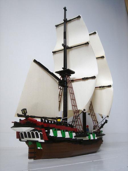 A Merchant Brig