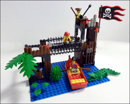 6249 Pirate's Ambush