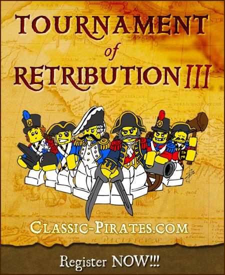 Tournament of Retribution III Register