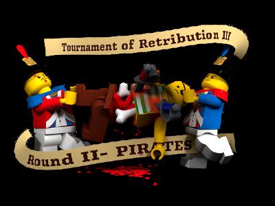 Tournament of Retribution III - Round Two: Pirates
