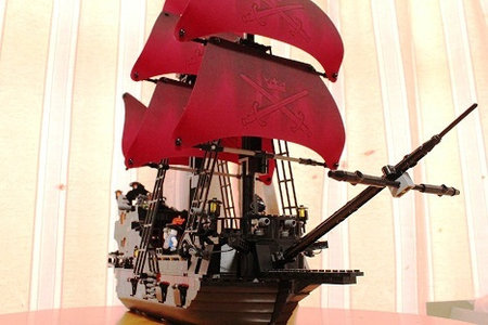 Discuss kenken_LEGO pirate ship in the forum.