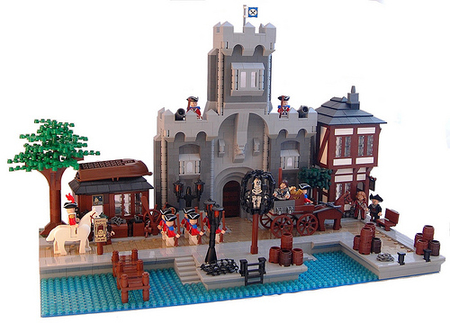 Discuss Set 1592 - Town Square: Remade in the forum
