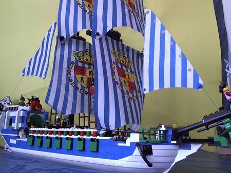 The new Armada Flagship