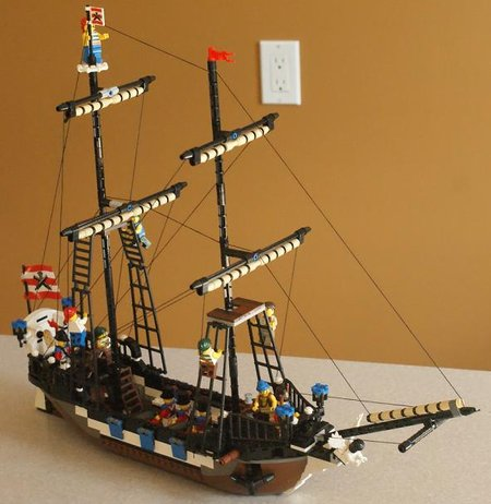 An Imperial Ship