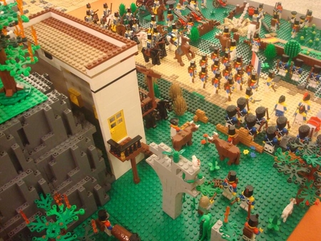 Discuss Gamonal Battle. Burgos Spain, November 1808 in the forum.