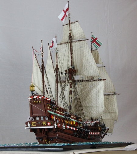 """Discuss English Warship """"Revenge"""" in the forum"""