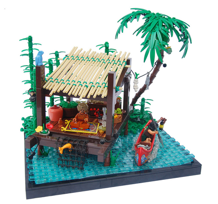 Discuss Bamboo Hut on the forum