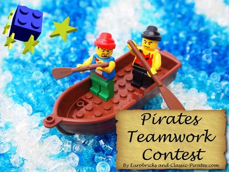 Discuss the Pirates Teamwork Contest on the forum
